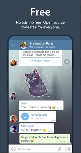 Messenger Plus screenshot 3