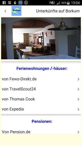 Borkum App für den Urlaub screenshot 24