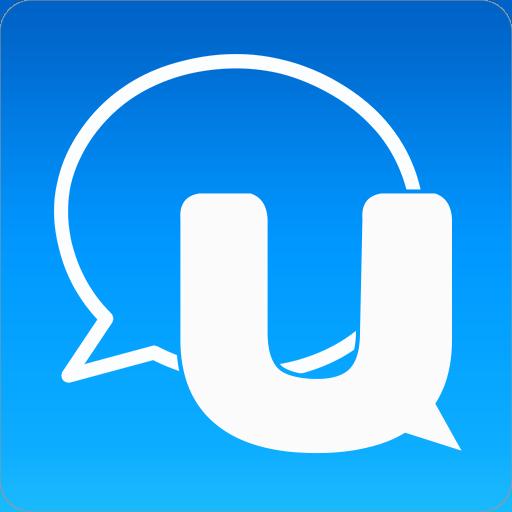 U Meeting, Webinar, Messenger icon