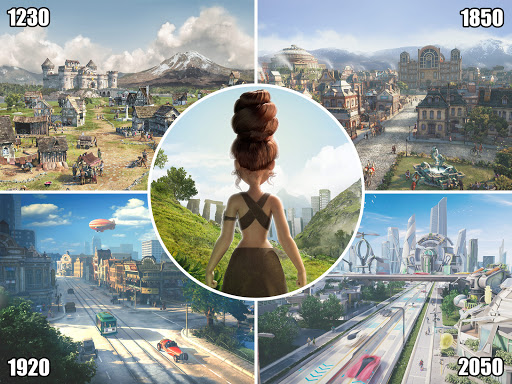 Forge of Empires: Build your City screenshot 1