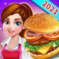 Rising Super Chef - Craze Restaurant Cooking Games on 9Apps
