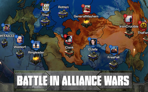 Empires and Allies screenshot 9