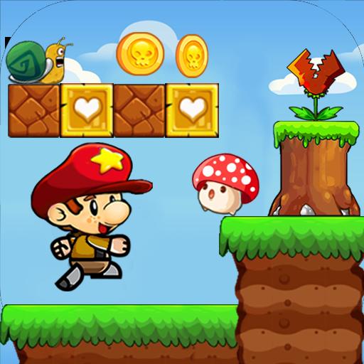 Super Bob's World : Free Run Game أيقونة