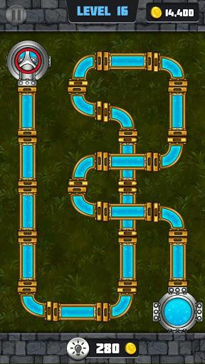 Plumber: Water Pipe Puzzle 1 تصوير الشاشة