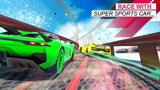 Street Nitro Racer- Extreme Car Drive screenshot 1