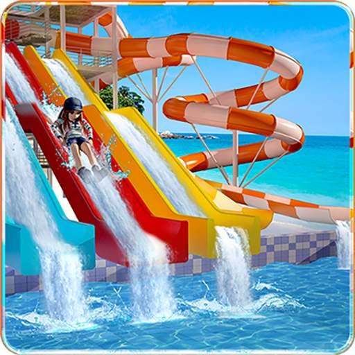 Water Slide Amusement Park