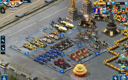 Glory of War - Mobile Rivals screenshot 9