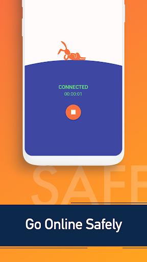 Turbo VPN- Free VPN Proxy Server & Secure Service screenshot 3