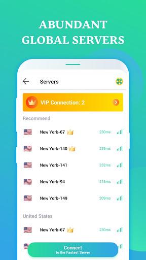 Secure VPN Proxy, Free VPN Browser- Lightspeed VPN screenshot 3
