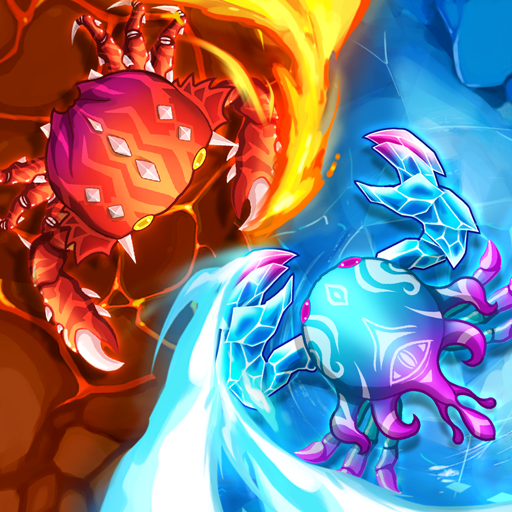 Crab War : Idle Swarm Evolution أيقونة