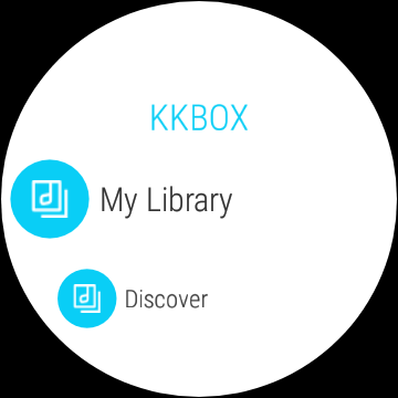 KKBOX - Music and podcasts, anytime, anywhere! 17 تصوير الشاشة