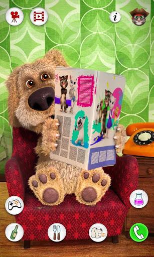 الكلب بن المتكلم 5 تصوير الشاشة