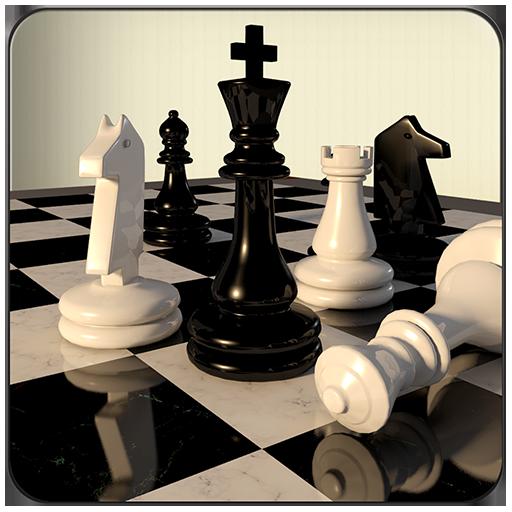 3D Chess - 2 Player أيقونة