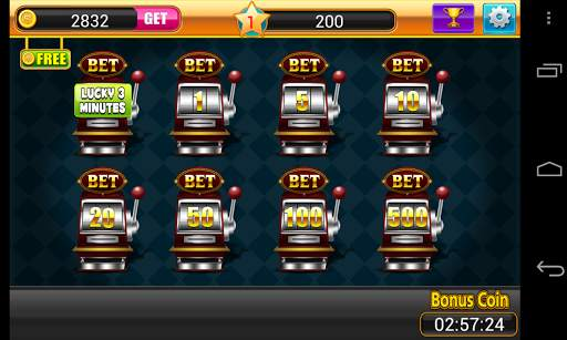Classic 777 Fruit Slots -Vegas Casino Slot Machine screenshot 9