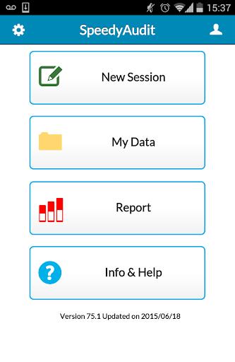 SpeedyAudit Hand Hygiene Audit 1 تصوير الشاشة