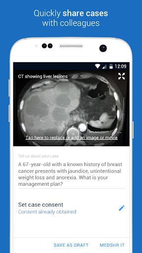 MedShr: Discuss Clinical Cases screenshot 4
