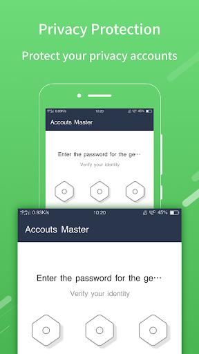 2Face: 2 Accounts for 2 whatsapp, dual apps screenshot 6