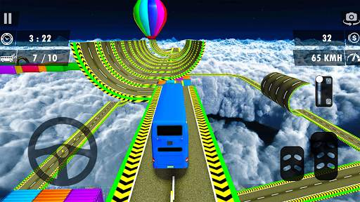 Impossible Bus Stunt Driving Game: Bus Stunt 3D screenshot 4