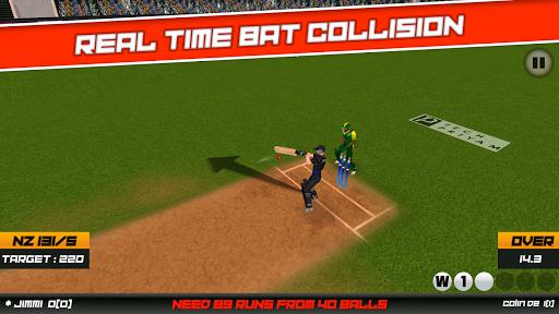 Cricket Superstar League 3D screenshot 1