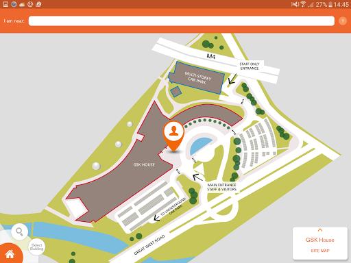 GSK SiteMap App 10 تصوير الشاشة