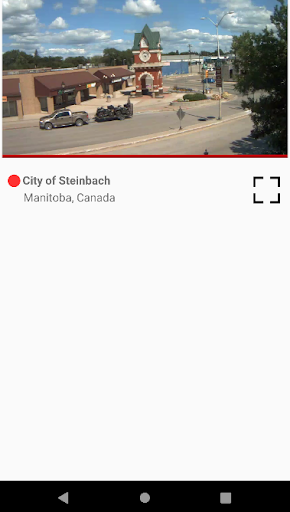 Canada Live Cams 4 تصوير الشاشة