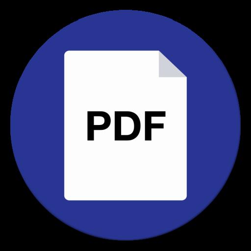 Multiple PDF Merger icon