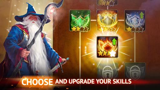 Guild of Heroes: Sihirli Kılıç screenshot 3