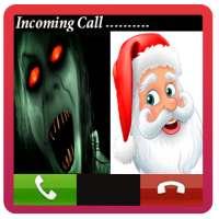 Santa & Ghost Call (Prank) on 9Apps