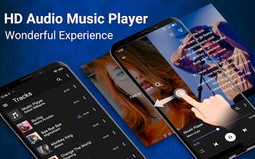 Music Player for Android-Audio screenshot 9