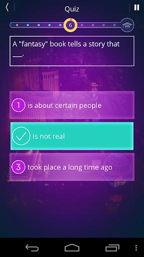 تعلم التحدث باللغة الإنجليزية 5 تصوير الشاشة