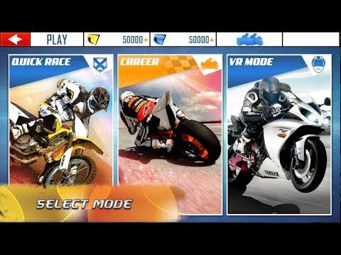 Moto Attack 3D Bike Race 2016 screenshot 1