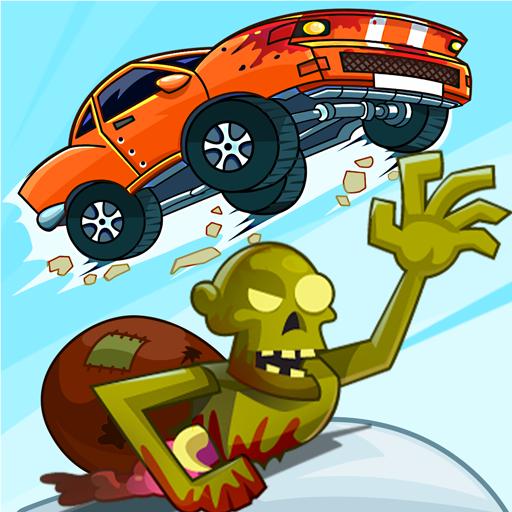 Zombie Road Trip أيقونة
