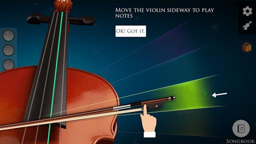Violin: Magical Bow screenshot 4