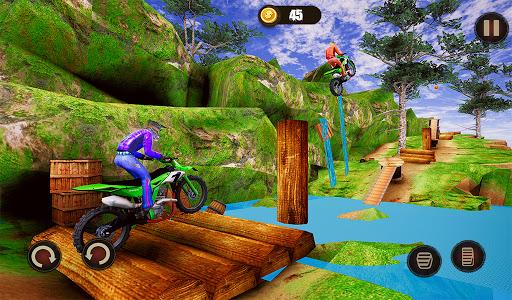 Impossible Bike Stunt Master 3D - New Moto Bike 12 تصوير الشاشة