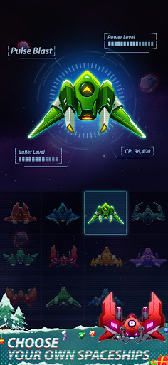 Galaxy Attack - Space Shooter 2021 screenshot 2