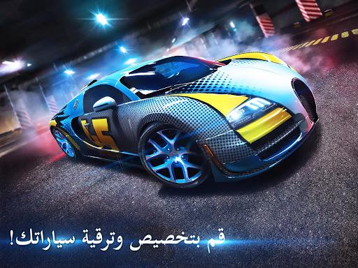 Asphalt 8: القيادة الهوائية - سباق سيارات ممتعة 11 تصوير الشاشة