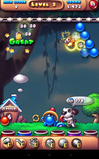 Bubble Bird Rescue screenshot 12