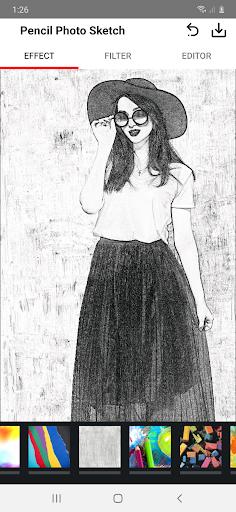 Sketch Drawing Photo Editor screenshot 7