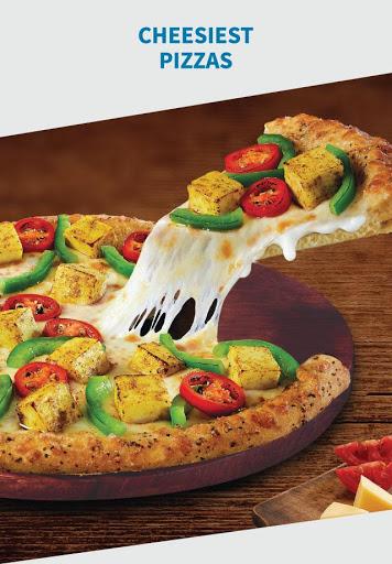 Domino's Pizza - Online Food Delivery App 4 تصوير الشاشة