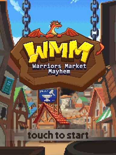 Warriors' Market Mayhem VIP : Offline Retro RPG screenshot 12