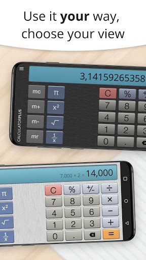 Calculator Plus Free screenshot 4