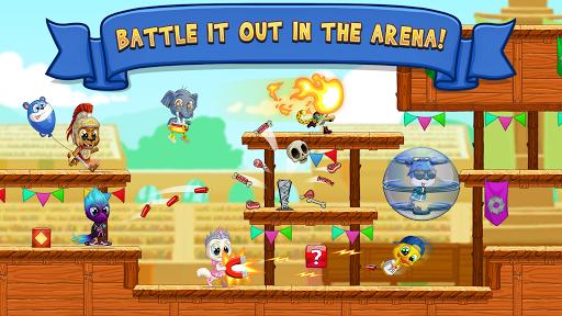 Fun Run 3 - Multiplayer Games screenshot 5