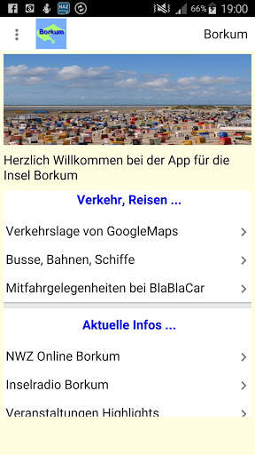 Borkum App für den Urlaub screenshot 11