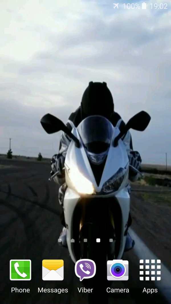 Motorcycle Video Wallpaper 5 تصوير الشاشة