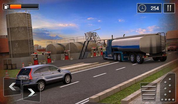 Oil Transport Truck 2016 screenshot 15