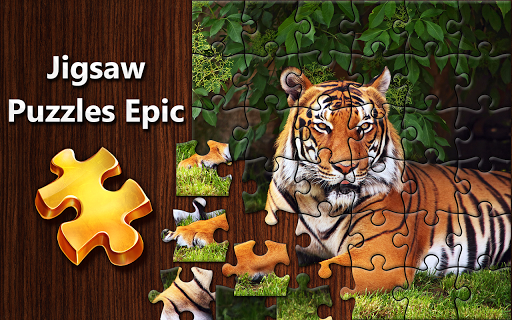 Jigsaw Puzzles Epic screenshot 6