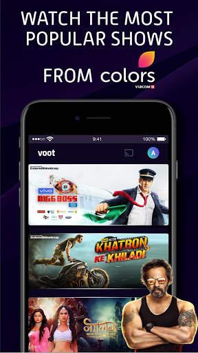 Voot Select Originals, Colors TV, MTV & more screenshot 4