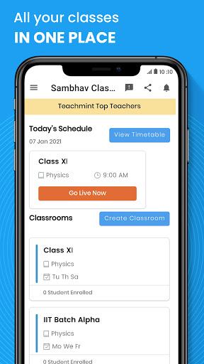 Teachmint: Teach Online, Free Teaching App - India 4 تصوير الشاشة