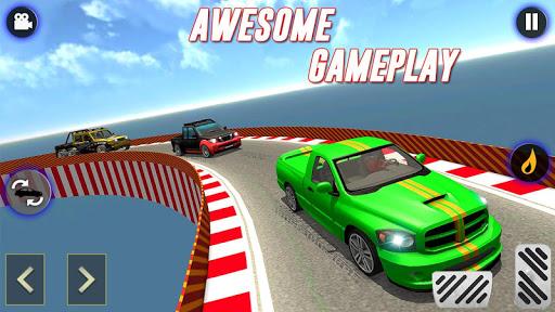 GT Racing Stunts: Tuner Car Driving 3 تصوير الشاشة