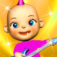 My Talking Baby Music Star on 9Apps